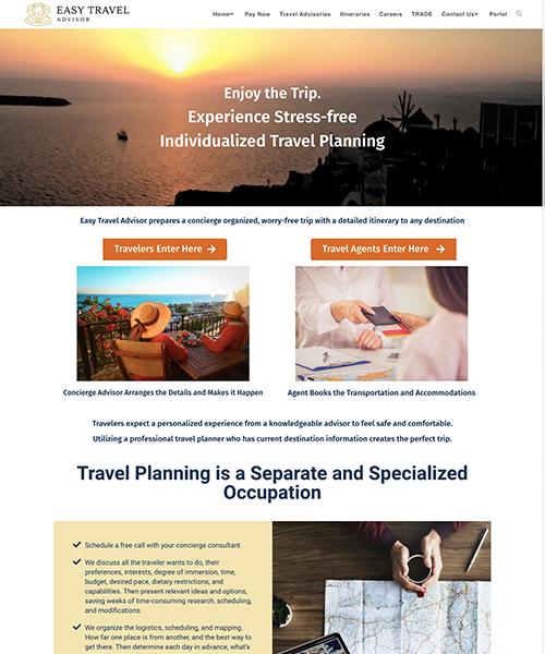Easy Travel Advisor